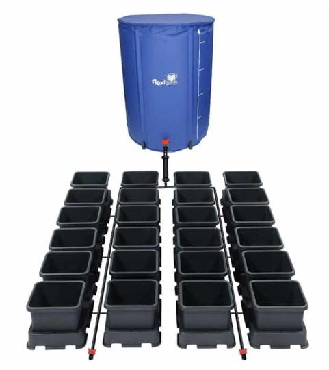 AutoPot Easy2Grow Complete Watering Systems- Black (24 Pots)