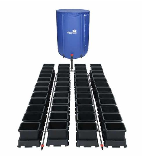 AutoPot Easy2Grow Complete Watering Systems- Black (48 Pots)
