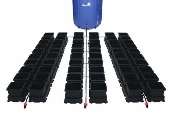 AutoPot Easy2Grow Complete Watering Systems- Black (60 Pots)