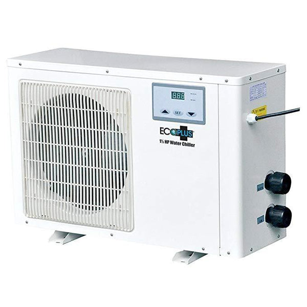 EcoPlus 1 / 2 HP Chiller Commercial Grade (max 378 Liters)