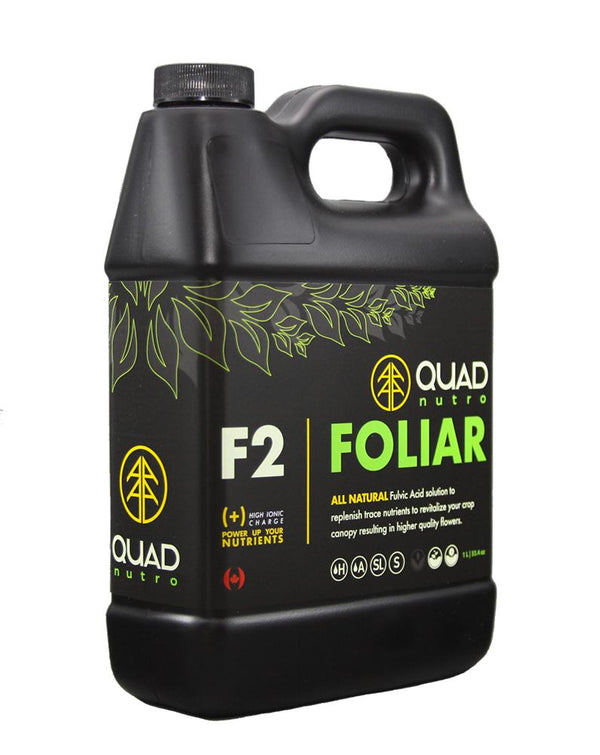 Quad Nutro Nutrients Foliar (F2)
