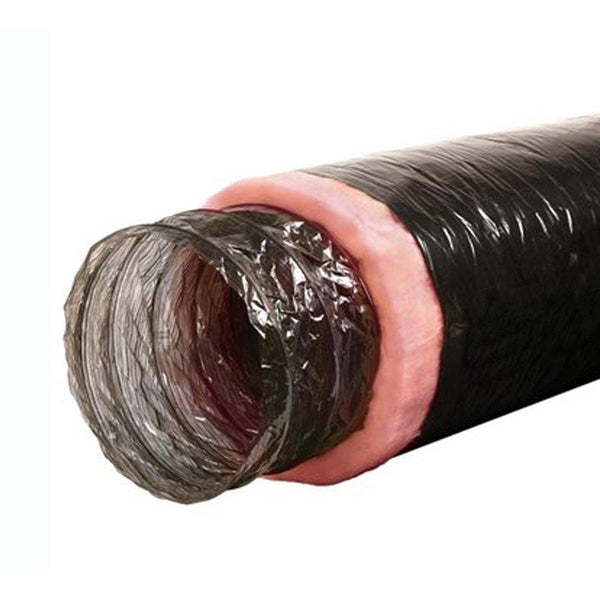 "Flexible Tech Insulated Flex Duct 6"" in Canada - IndoorGrowingCanada"