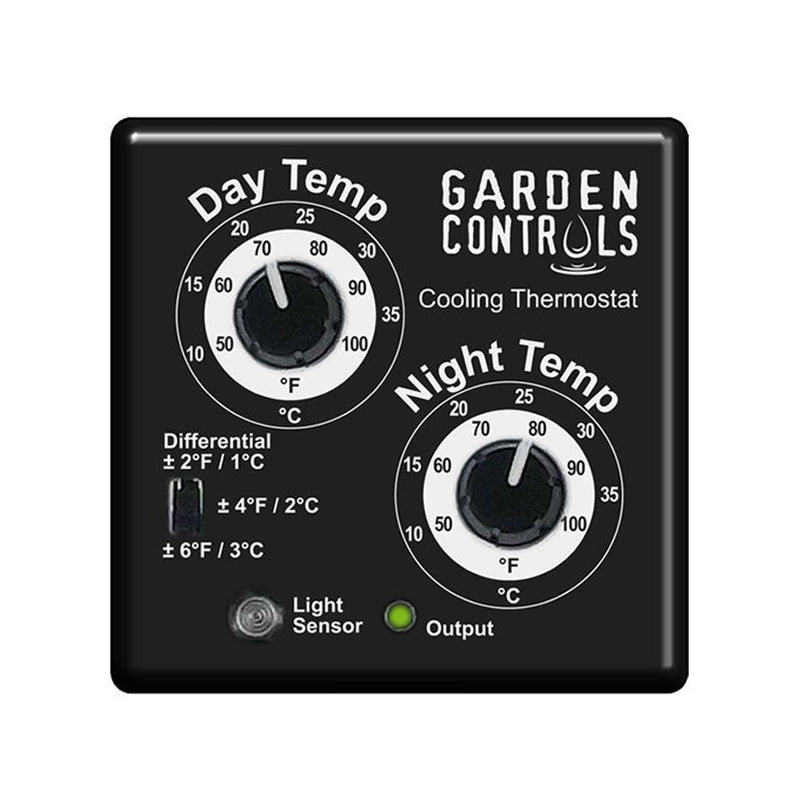 Garden Controls Cooling Thermostat Controller