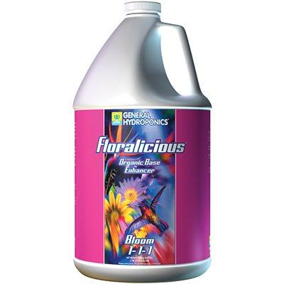General Hydroponics Floralicious Bloom 3.79L Nutrient in Canada - IndoorGrowingCanada