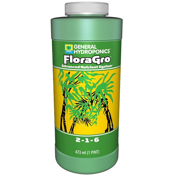 General Hydroponics Floragro 946ML in Canada - IndoorGrowingCanada