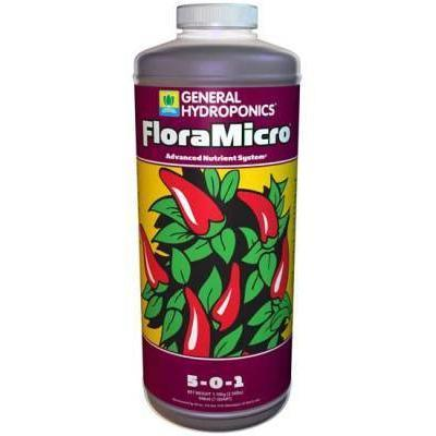 General Hydroponics Floramicro 946ML in Canada - IndoorGrowingCanada