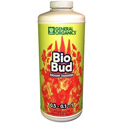 General Organics BioBud 946ml Nutrient in Canada - IndoorGrowingCanada