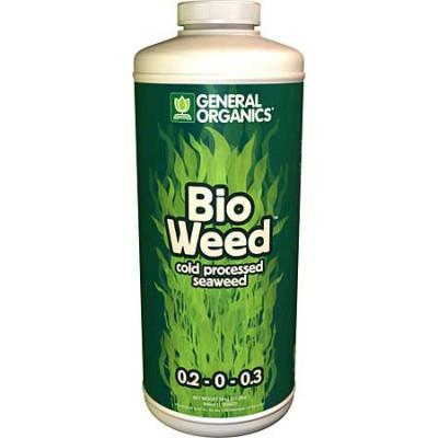 General Organics BioWeed 946ml Nutrient in Canada - IndoorGrowingCanada