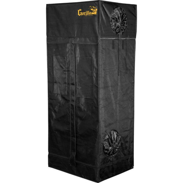 "Gorilla 2' x 2'5"" x 5'11"" w/ Ext 6'11"" Grow Tents"