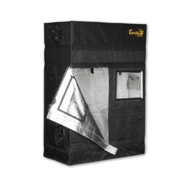 "Gorilla Shorty Series 2' x 4' x 4'11"" Grow Tent w/ Ext 5'8"""