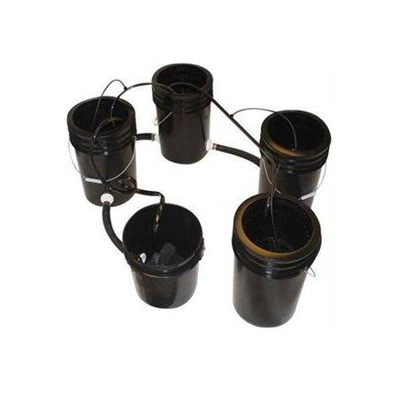 Green Gold Bucket Grow System Kit 4