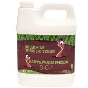 Green Gold Nutrients Earth Worm Infusion 1 Liter
