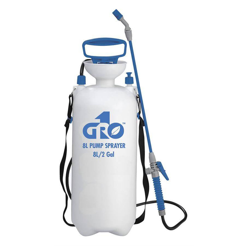 Gro1 2 Gallon Pump Sprayer in Canada - IndoorGrowingCanada