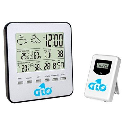 Gro1 Wireless Weather Station  Sensor in Canada - IndoorGrowingCanada