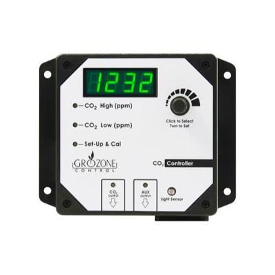 Grozone CO2R 0-5000 ppm CO2 Controller in Canada - IndoorGrowingCanada