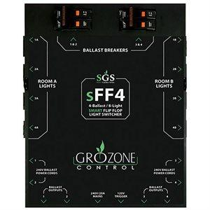 Grozone SFF4 Smart Flip Flop Light Switcher in Canada - IndoorGrowingCanada