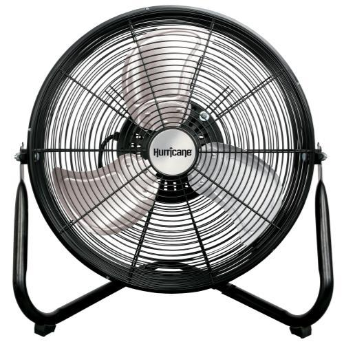 Hurricane Pro Heavy Duty Orbital Wall / Floor Fan 16 in Fans