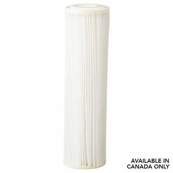 "Hydrologic  Sediment Filter Pleated 10"" x 2.5"" Stealth RO in Canada - IndoorGrowingCanada"