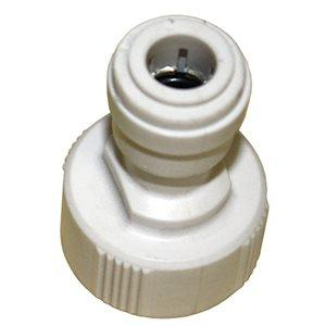 "Hydrologic STEALTH 3 / 8""QC FEED VALVE CONNECTOR"