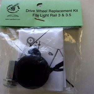 Light Rail Drive Wheel Replacement Kit in Canada - IndoorGrowingCanada