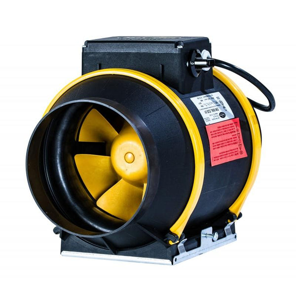 "Max-Fan Pro Series 420 CFM 6"" Inline Fan in Canada - IndoorGrowingCanada"