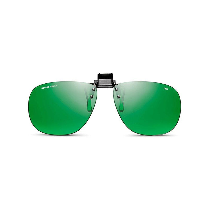Method Seven Glasses Aviator LED Clip-On