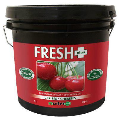 Nutri+ Fresh+ Cherries Odor Neutralizer 4L in Canada - IndoorGrowingCanada