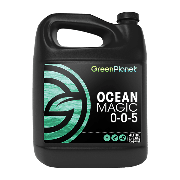 GreenPlanet Nutrients Ocean Magic (0-0-5)