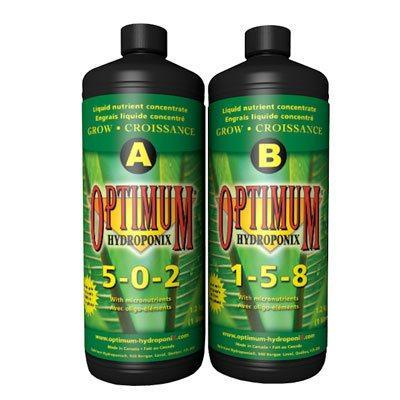 OPTIMUM GROW A+B 1L in Canada - IndoorGrowingCanada