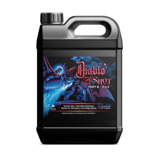 Diablo Nutrients DIABLO Two Shot - B