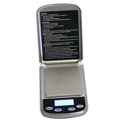 Pocket Scale Digital MAX: 500g / GRAD:0.01 G in Canada - IndoorGrowingCanada