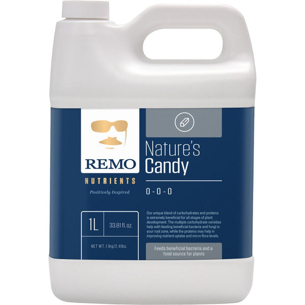 Remo Nutrients Nature's Candy 1 Liter in Canada - IndoorGrowingCanada