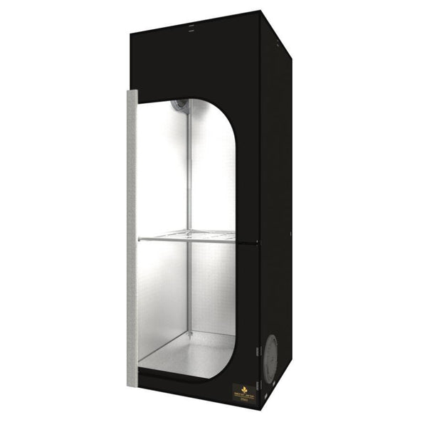 Secret Jardin DS60 Dark Street 2' x 2' x 5' (R4.00) Grow Tent