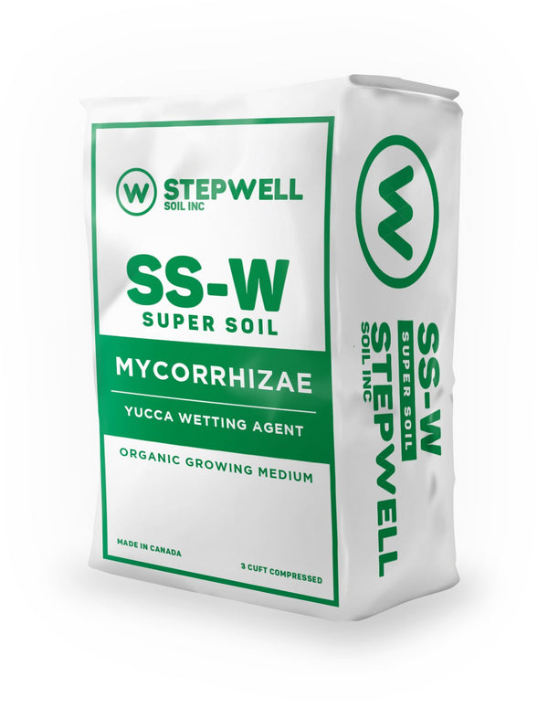 Stepwell SS-W Super Soil - 127 L / 34 Gal