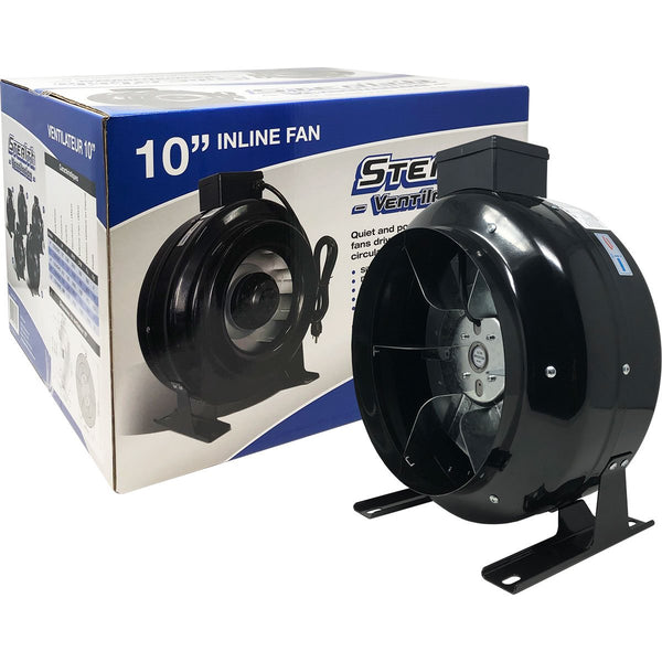 "Stealth Fan 10"" 810 CFM Inline Fan"