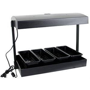 SunBlaster GROW LIGHT GARDEN in Canada - IndoorGrowingCanada