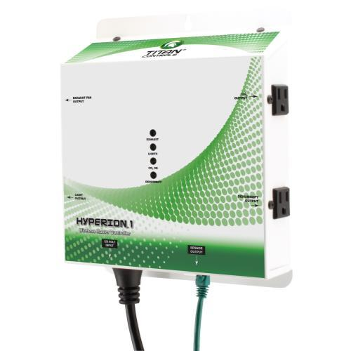 Titan Controls Hyperion 1 Wireless Environmental Controller Co2