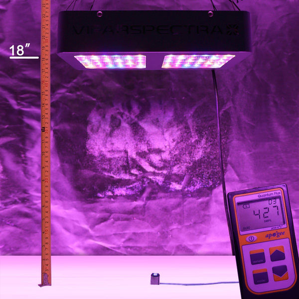 VIPARSPECTRA Reflector-Series 300W (V300) LED Grow Light