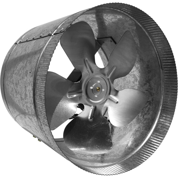 "Vortex VAT1000 411 CFM 10"" Inline Fan"