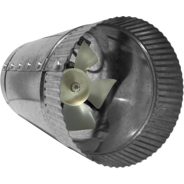 "Vortex VAT400 66 CFM 4"" Inline Fan"