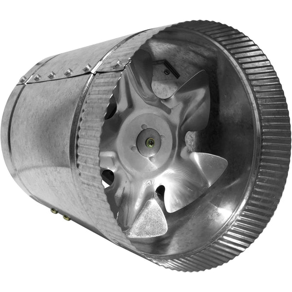 "Vortex VAT600 210 CFM 6"" Inline Fan"
