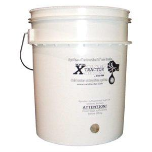 XXXtractor 14 Gal Bucket (Without Bags) in Canada - IndoorGrowingCanada
