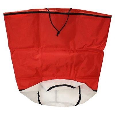 XXXTractor 220 Microns 26 Gallon Red Extractor Bag in Canada - IndoorGrowingCanada