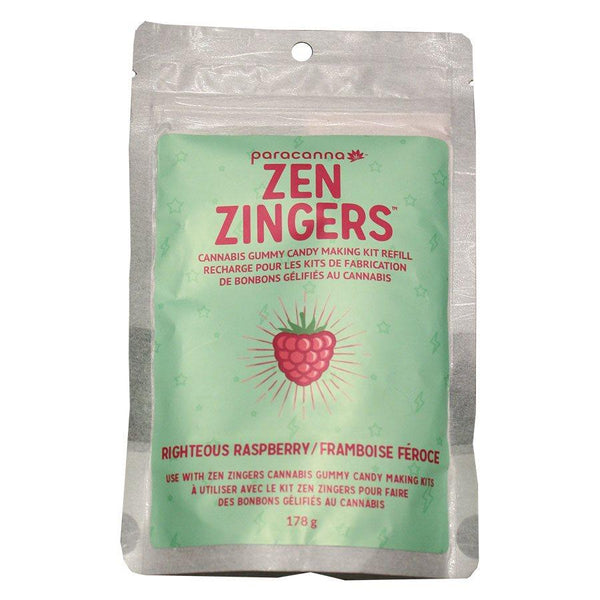 Zen Zingers Righteous Raspberry Refill