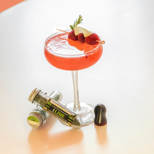 Cocktail Bubble Life | Assaisonnement à tailler Lime