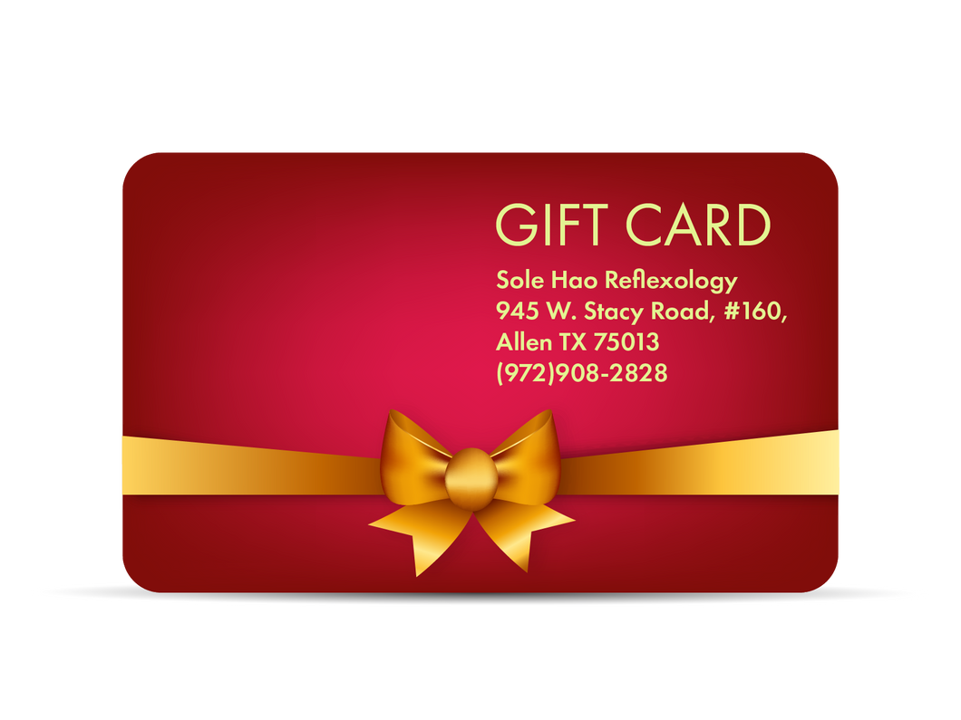 Sole Hao Reflexology Gift Card