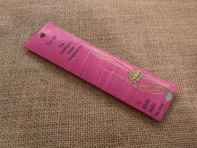 MOTHERS INDIA INCENSE * 12 FULL SIZE STICKS * FAIR TRADE & HAND ROLLED
