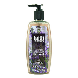 FAITH IN NATURE HAND SOAP - Choice of Fragrance 300ml