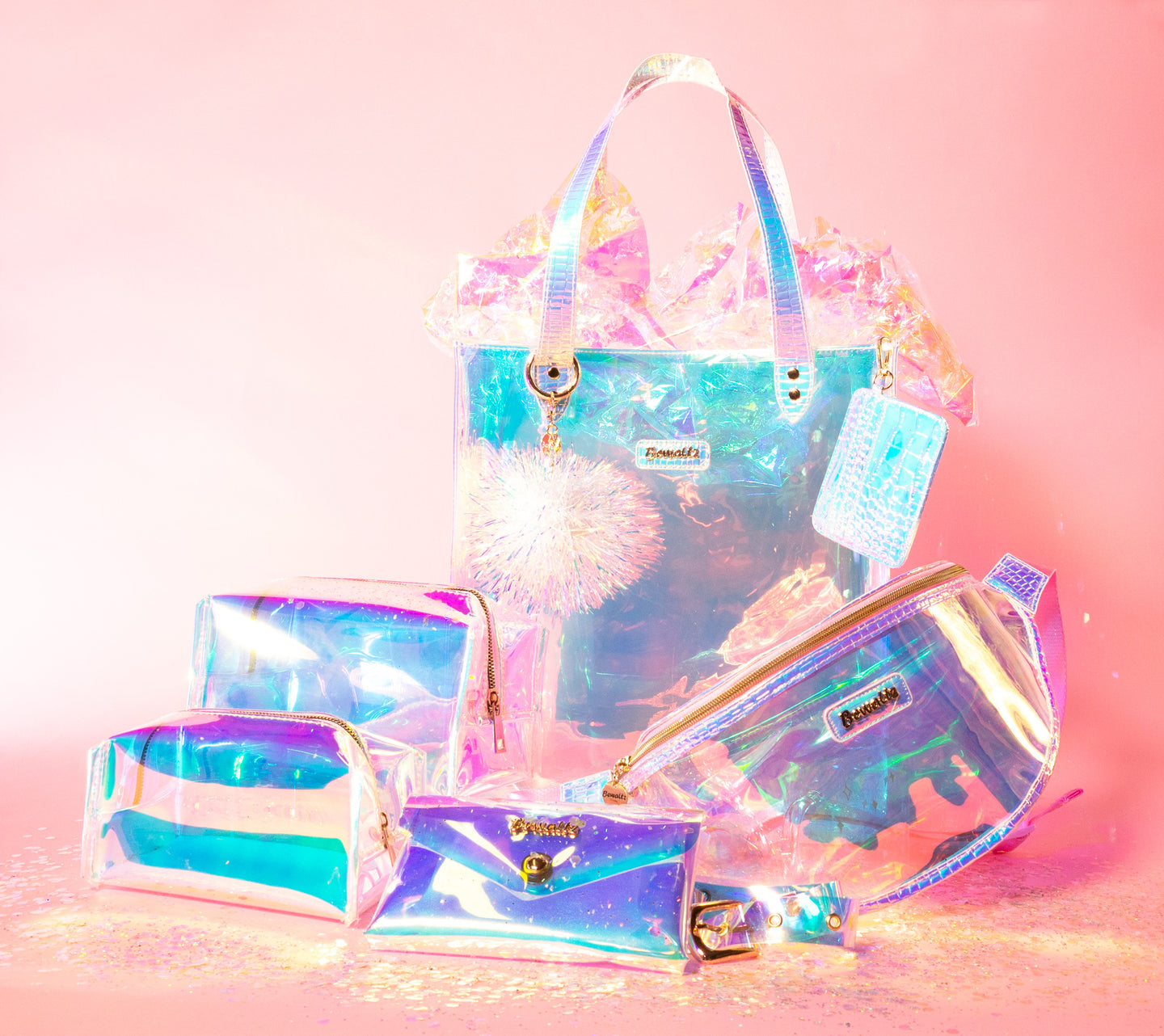 Holographic Jelly Collection