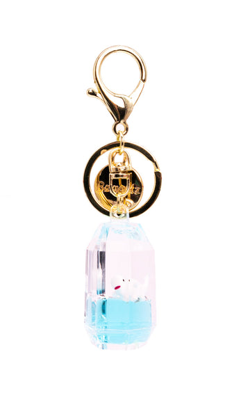 Floaty Keychain - Light Blue - Bewaltz
